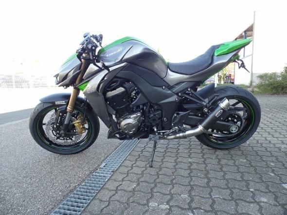 Kawadrom Motorrad Umbauten